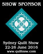 Sydney Quilt Show Sponsor - QuiltNSW